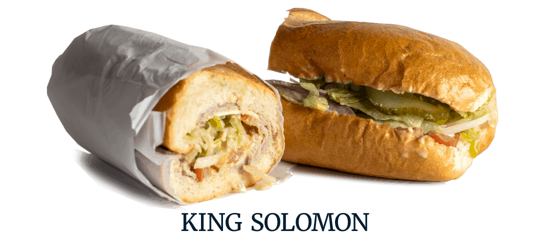 KING-SOLOMAN